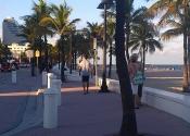 Praia de Fort Lauderdale.