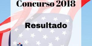 Resultado Contest 2018